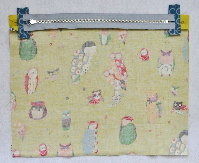 Zipper pouch with tabs tutorial (14 of 1)